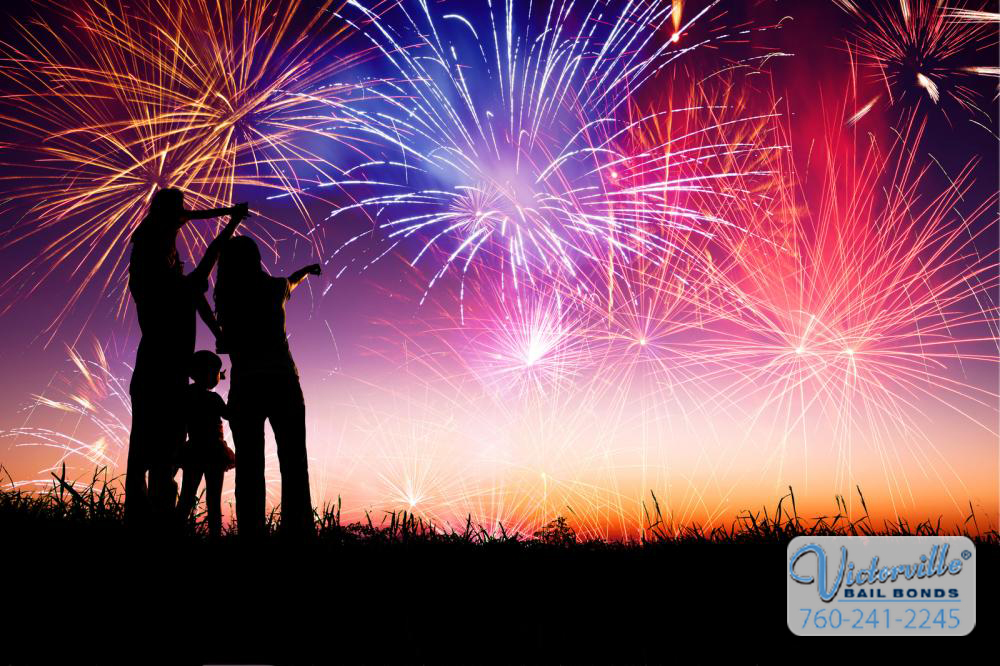 Are New Year's Eve Fireworks Legal in California?