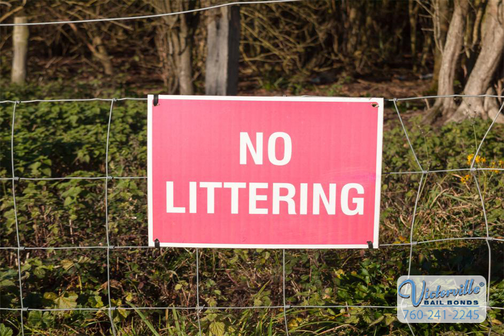 What Are the Littering Laws Here in California?